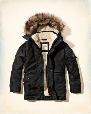 The Coastal Trail Parka