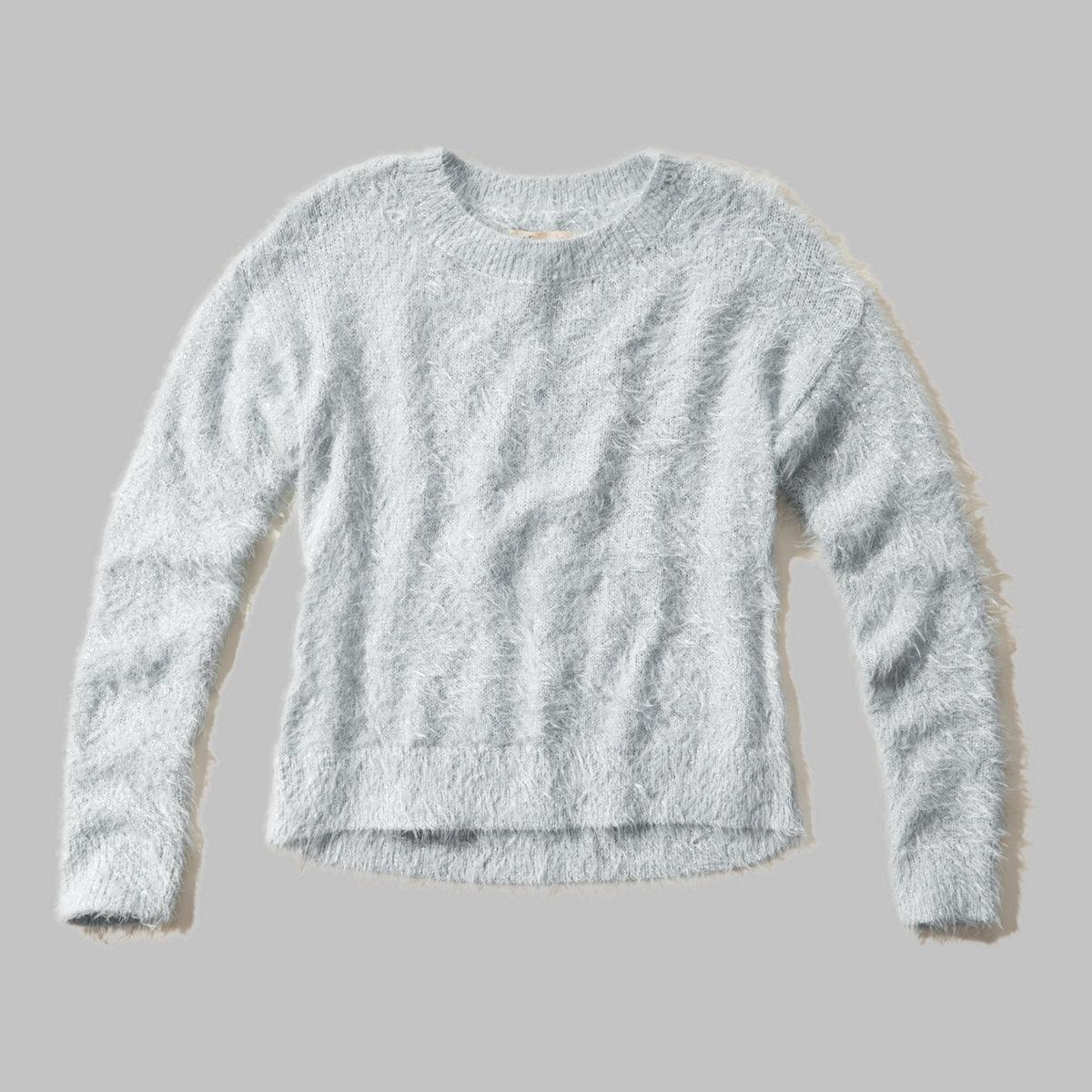 Fuzzy Shine Sweater