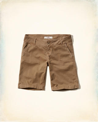 Hollister Uniform Shorts