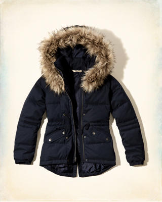 Fashion Puffer Jacket