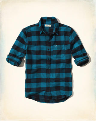 Lightweight Icon Flannel Shirt