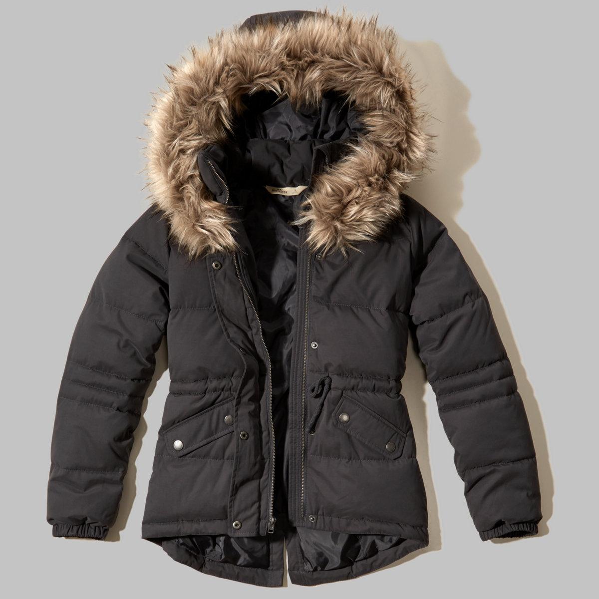 Fashion Puffer Jacket