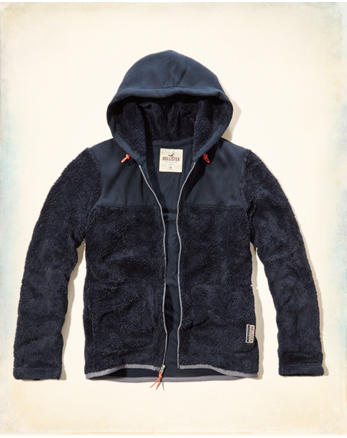 hol Sherpa Fleece Jacket