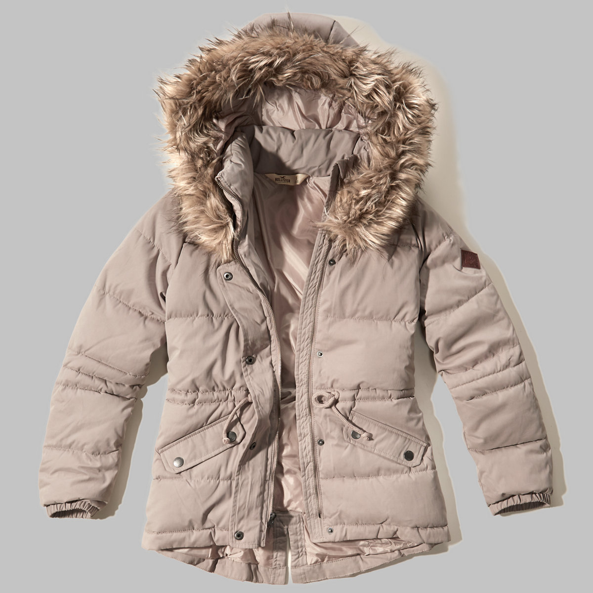 Elevated Puffer Jacket