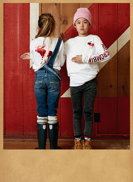 Abercrombie Kids Authentic American Kids Clothing Since 1892