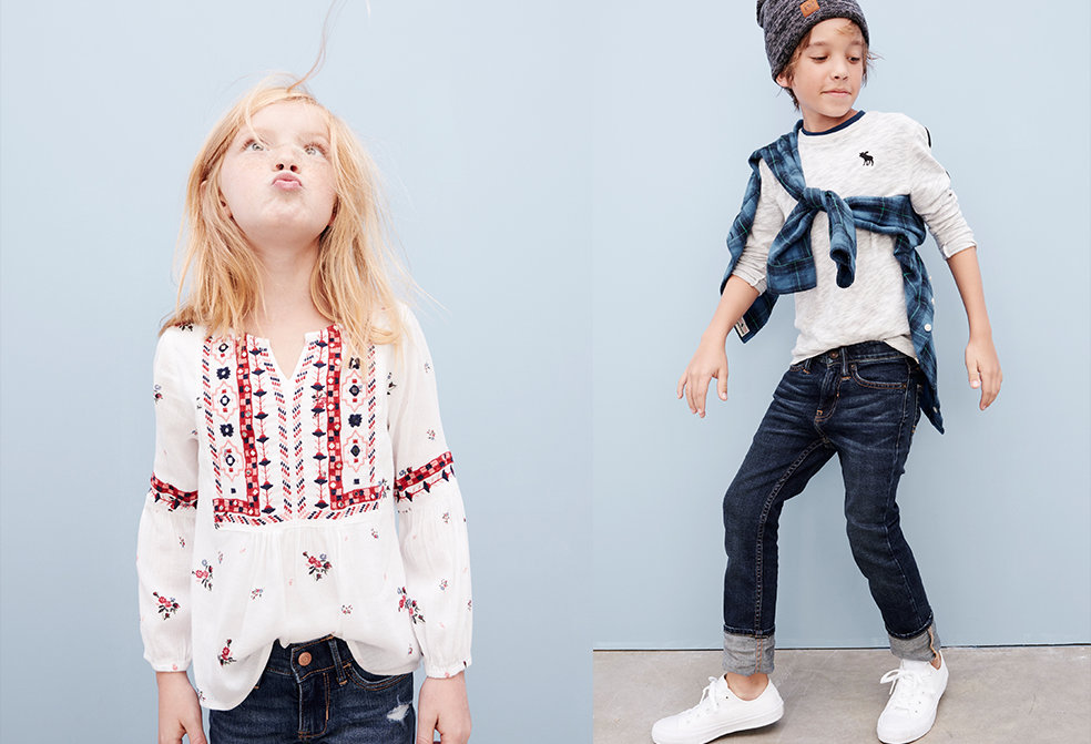 Kids In New Arrivals