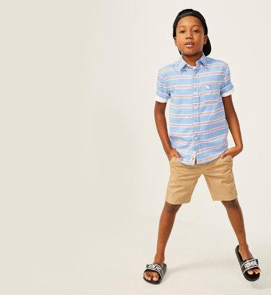 083ef8cb56 boys shorts | abercrombie kids
