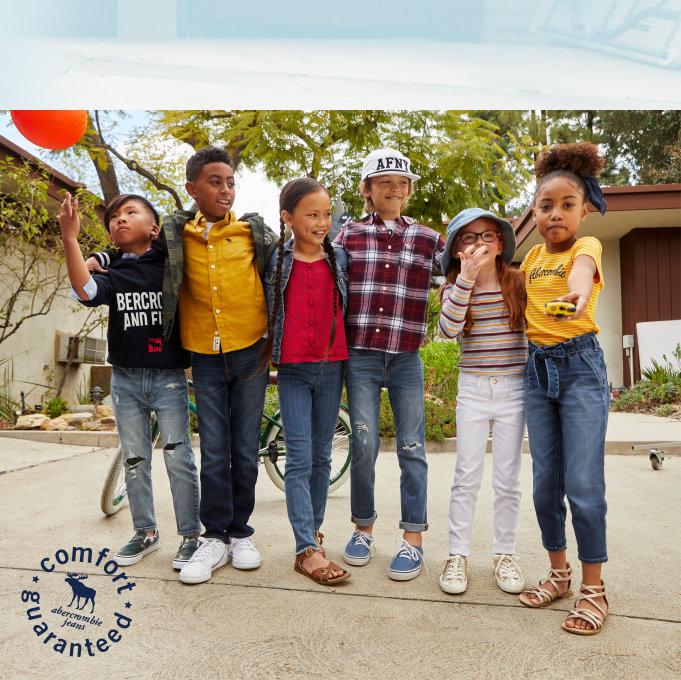 da71fc1a8c abercrombie kids | Authentic American Kids Clothing Since 1892