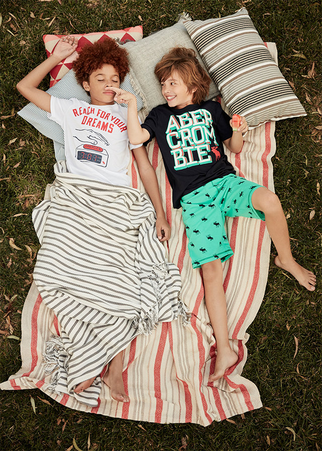 Find abercrombie kids from a vast selection of Boy's Sleepwear Sizes 4 and Up. Get great deals on eBay!