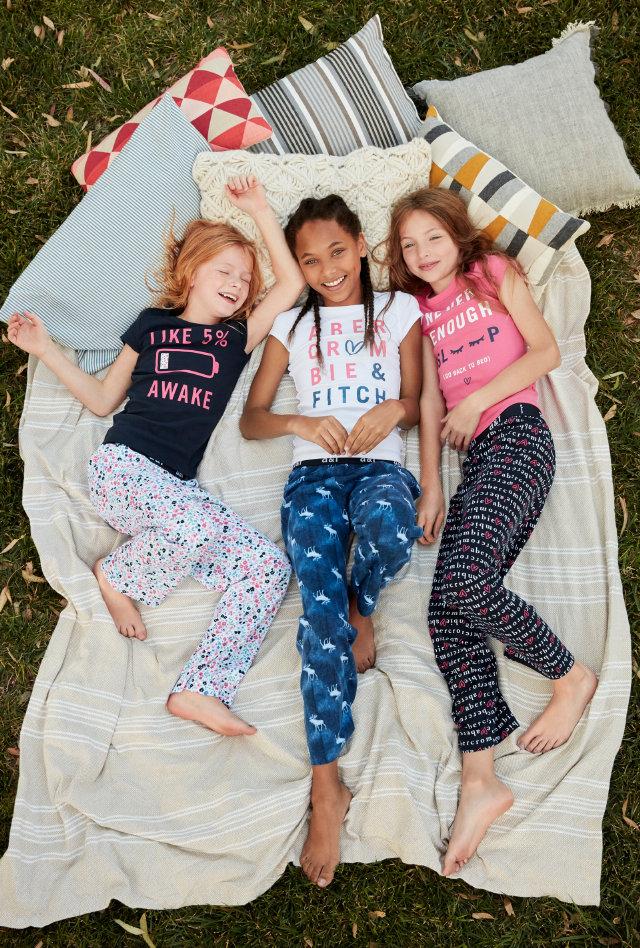girls sleepwear | abercrombie kids