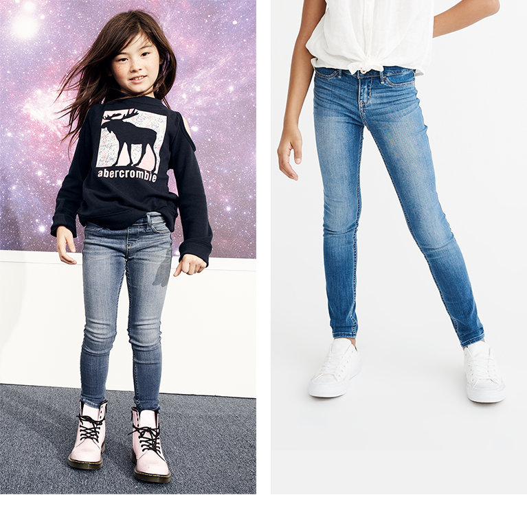 Find ripped jeans, skinny jeans, bootcut jeans and more for girls of all ages and sizes. Make sure your little one has everything she needs to run and playcomfortably in style! You'll find all the brands of jeans for girls at Kohl's, from Lee to Levi's.
