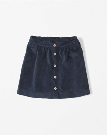 kids corduroy a-line skirt
