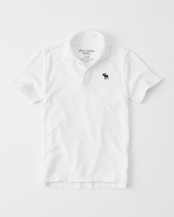 kids cotton polo