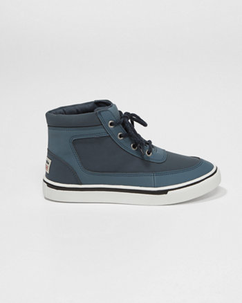 kids high-top boots