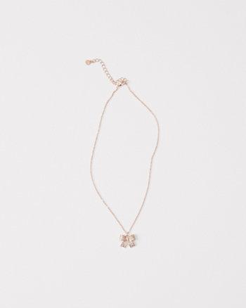 kids sparkle pendant necklace