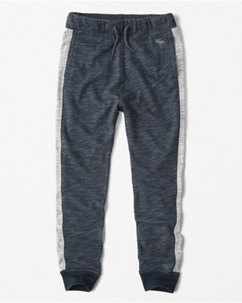 kids slouch joggers