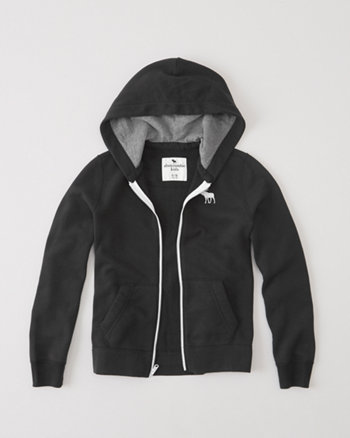 kids classic fleece full-zip hoodie