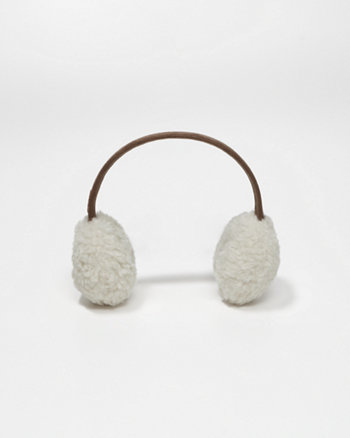 kids fluffy earmuffs