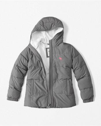 kids puffer coat