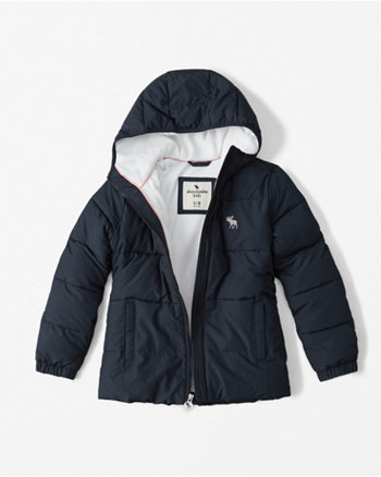 kids icon puffer coat