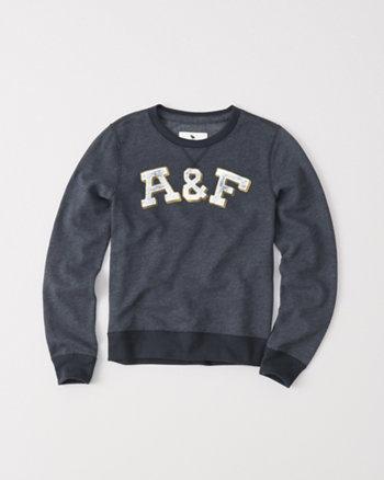 kids classic fleece crew sweatshirt