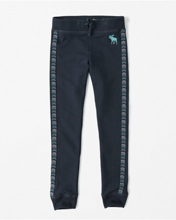 kids fleece leggings