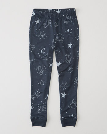 kids terry sleep joggers