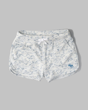kids terry shorts