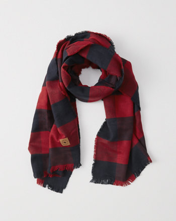 kids blanket scarf