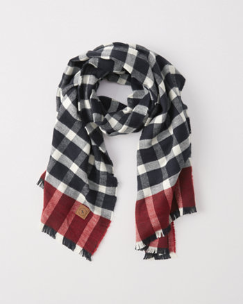 kids cozy scarf
