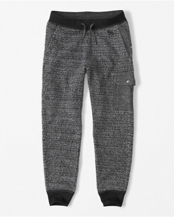 kids cargo joggers