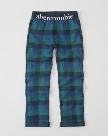 kids pattern sleep pants