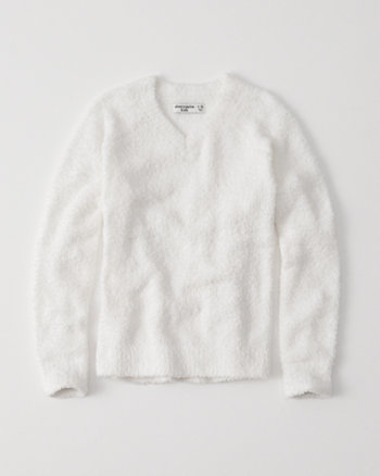 kids cozy pullover