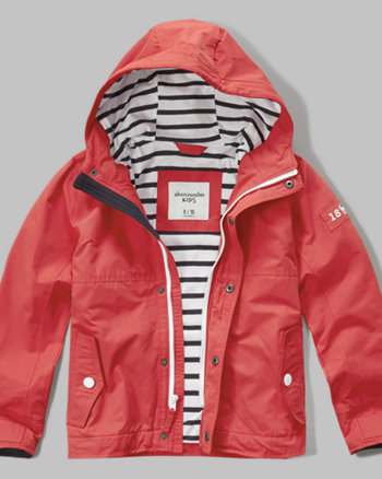 kids preppy jacket