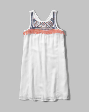 kids easy shift dress