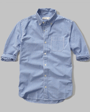 kids classic pocket shirt