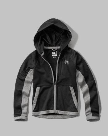kids a&f sport hoodie