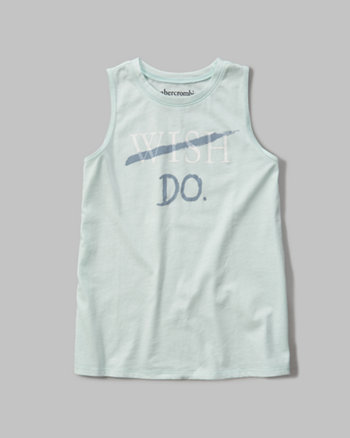 kids graphic swing tank