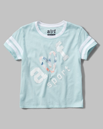 kids active easy tee