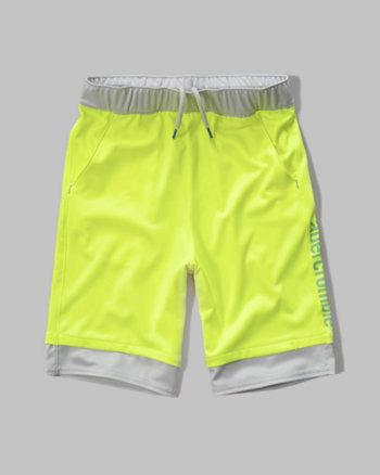 kids a&f sport shorts