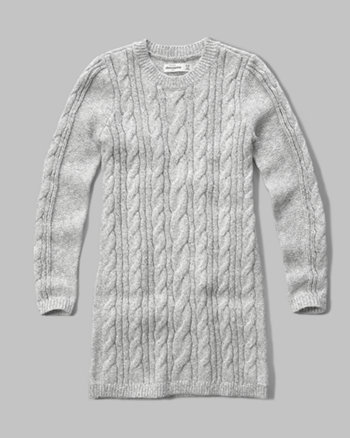 kids sweater shift dress