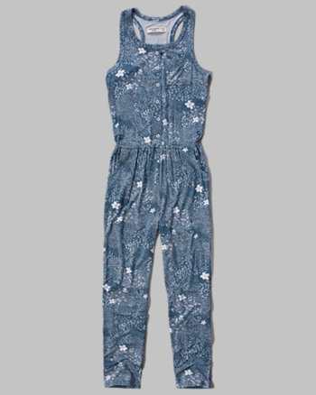 kids tank jumpsuit