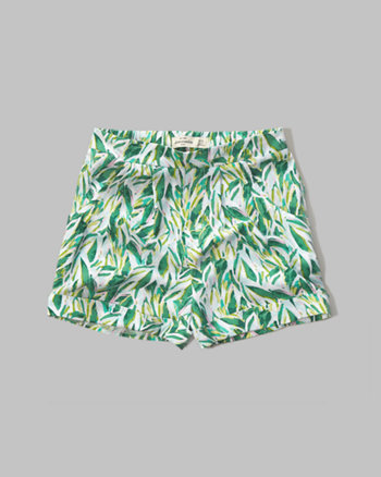 kids printed boyshorts