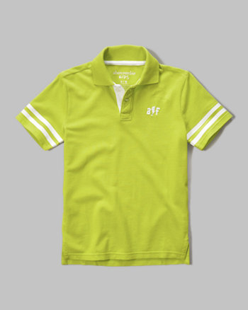 glow in the dark polo