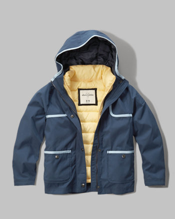 kids 3-in-1 jacket