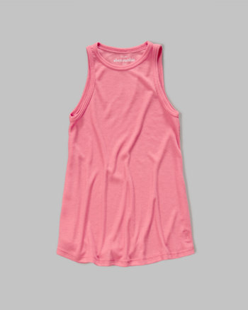 kids ribbed swing tank