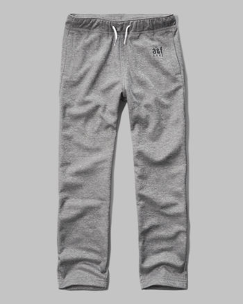 kids a&f active sweatpants