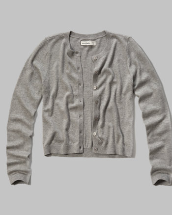 kids signature cardigan