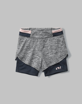 kids active twofer shorts