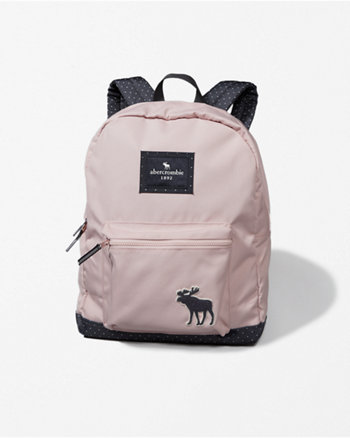 kids small zip pocket backpack